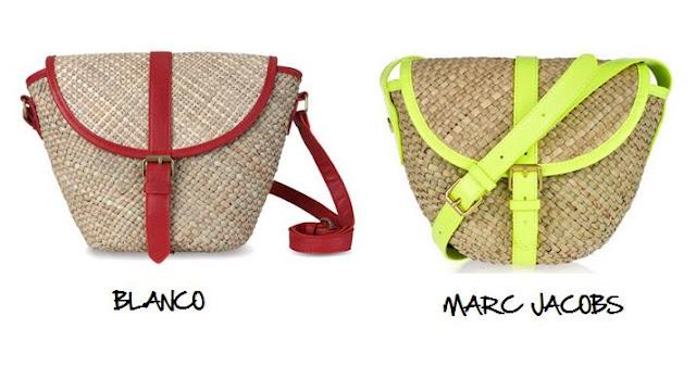 Clones 2011 bolso Marc Jacobs Blanco