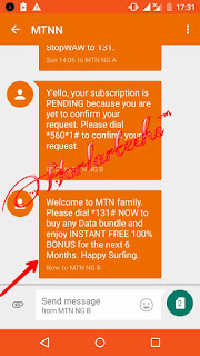 [Latest] MTN Double Your Data Offer Via Imei Tweaking Is Still Blazing! See How To 2