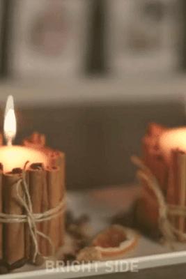 cara membuat lilin aromaterapi dari sabun