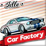 تحميل لعبة Idle Car Factory مهكرة للاندرويد