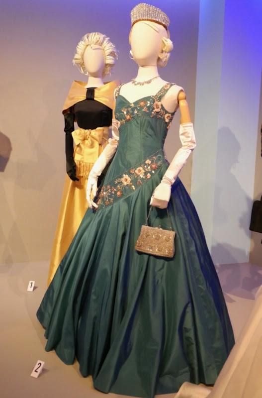 Claire Foy Crown Queen Elizabeth II costume
