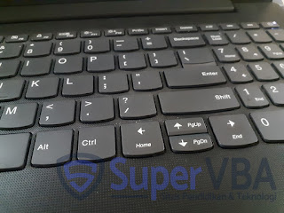 tombol keyboard di laptop