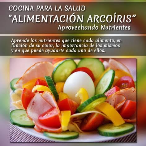 Gastronom a en zaragoza cocina para la salud alimentaci n arco ris escuela de cocina azafr n - Escuela de cocina zaragoza ...