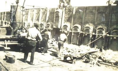 Hornos de coque de Sabero (León)