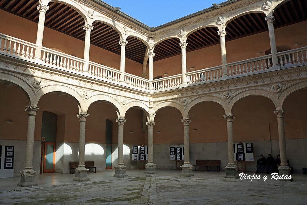 Palacio de los Dueñas de Medina del Campo