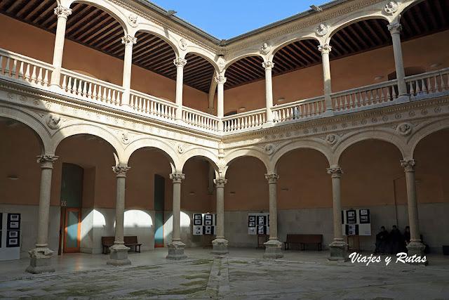 Palacio d elos Dueñas de Medina del Campo