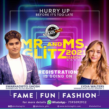 Mr. & Ms. GlitZ 2021 Registration Open