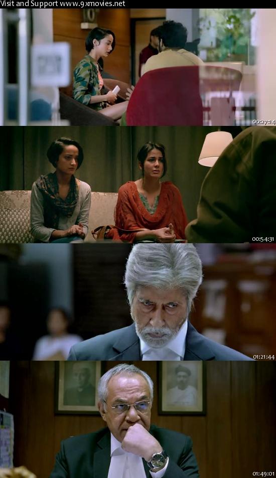 Pink 2016 Hindi DVDRip XviD 700MB
