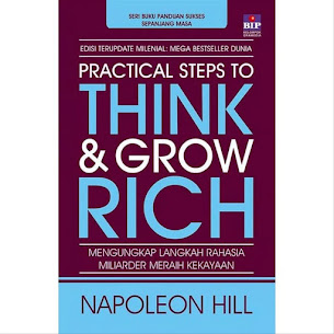 Think and Grow Rich (Napolean Hill)