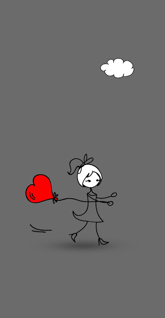 love girl happy lover  iphone wallpaper