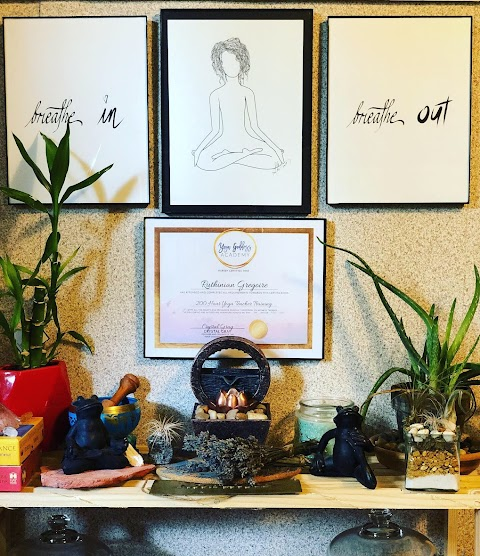 #ruthiliciousYoga    The Reluctant Yoga Teacher