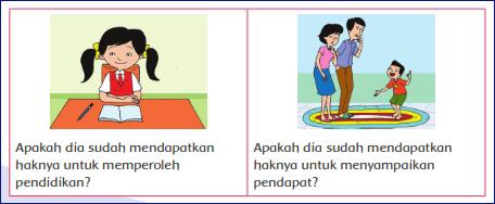 Kunci Jawaban Tema 3 Kelas 6
