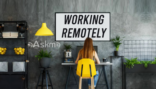 Working Remotely: Common Mistakes People Make: eAskme