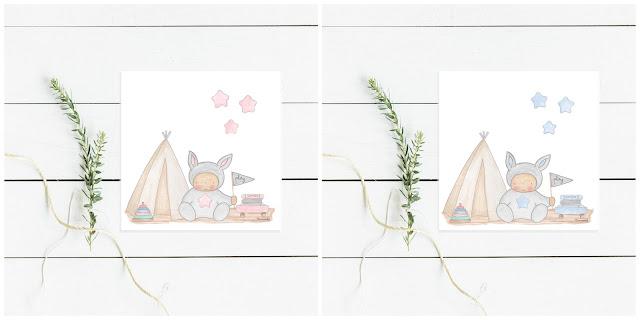 láminas infantiles bebés y niños, abecedarios para enmarcar -CUARTO DE JUEGOS