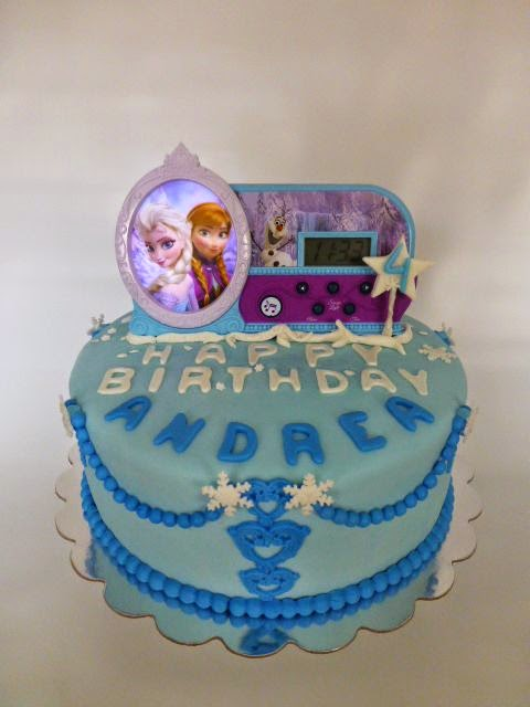 Cakesophia Happy Birthday Andrea