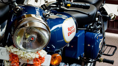 Royal Enfield Classic 350 headlight image