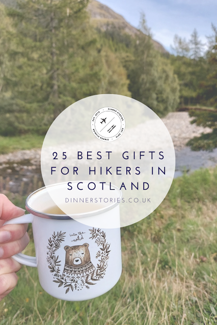 25 Best Gifts for Hikers in Scotland