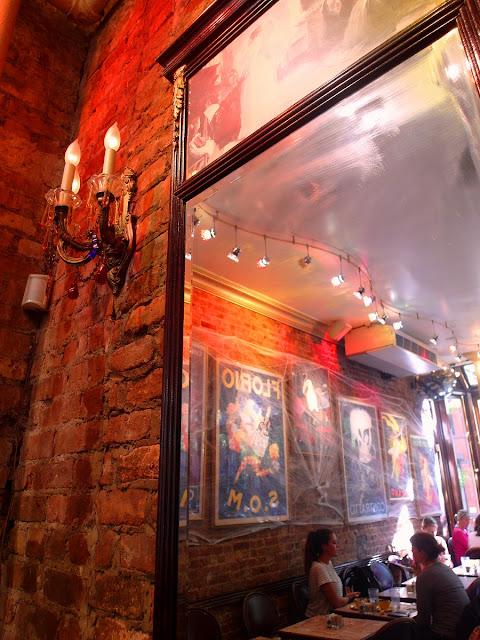 Café Lalo i New York