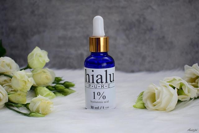 Żelowe serum z kwasem hialuronowym Hialu-Pure 1%