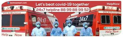 Mumbai Ambulance Venture Decides To Join Coronavirus Struggle