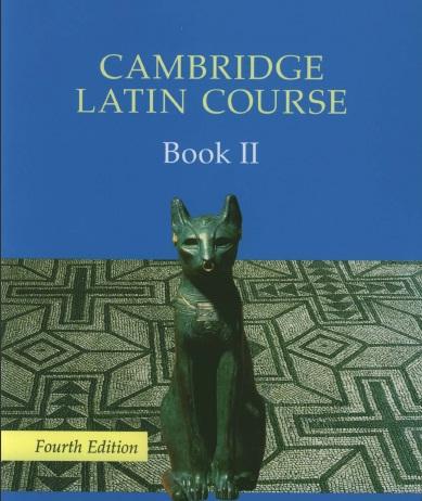Cambridege Latin Course 22