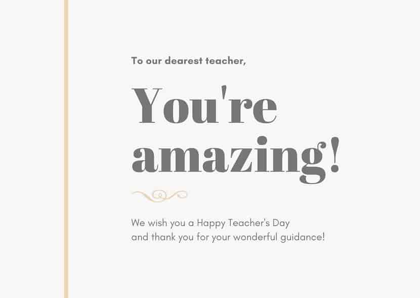 teachers day wishes and quotes