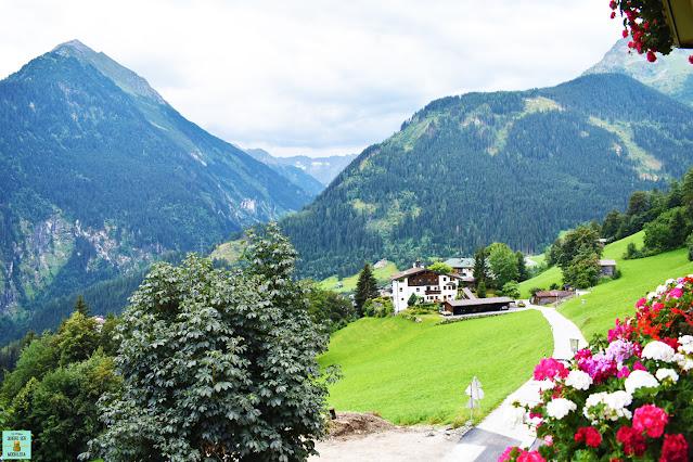 Alojamiento Tirol
