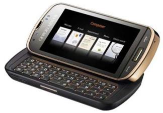 Microsoft meluncurkan Ponsel Armani