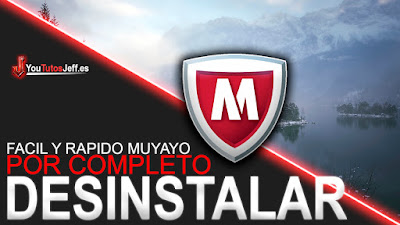 McAfee, desinstalar McAfee, tutorial, windows 10