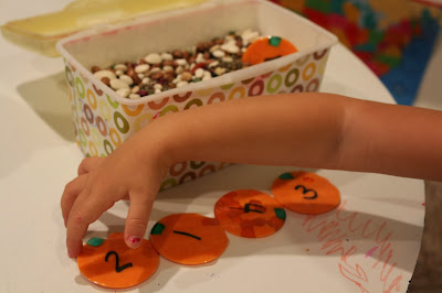 Letter P Toddler Activities