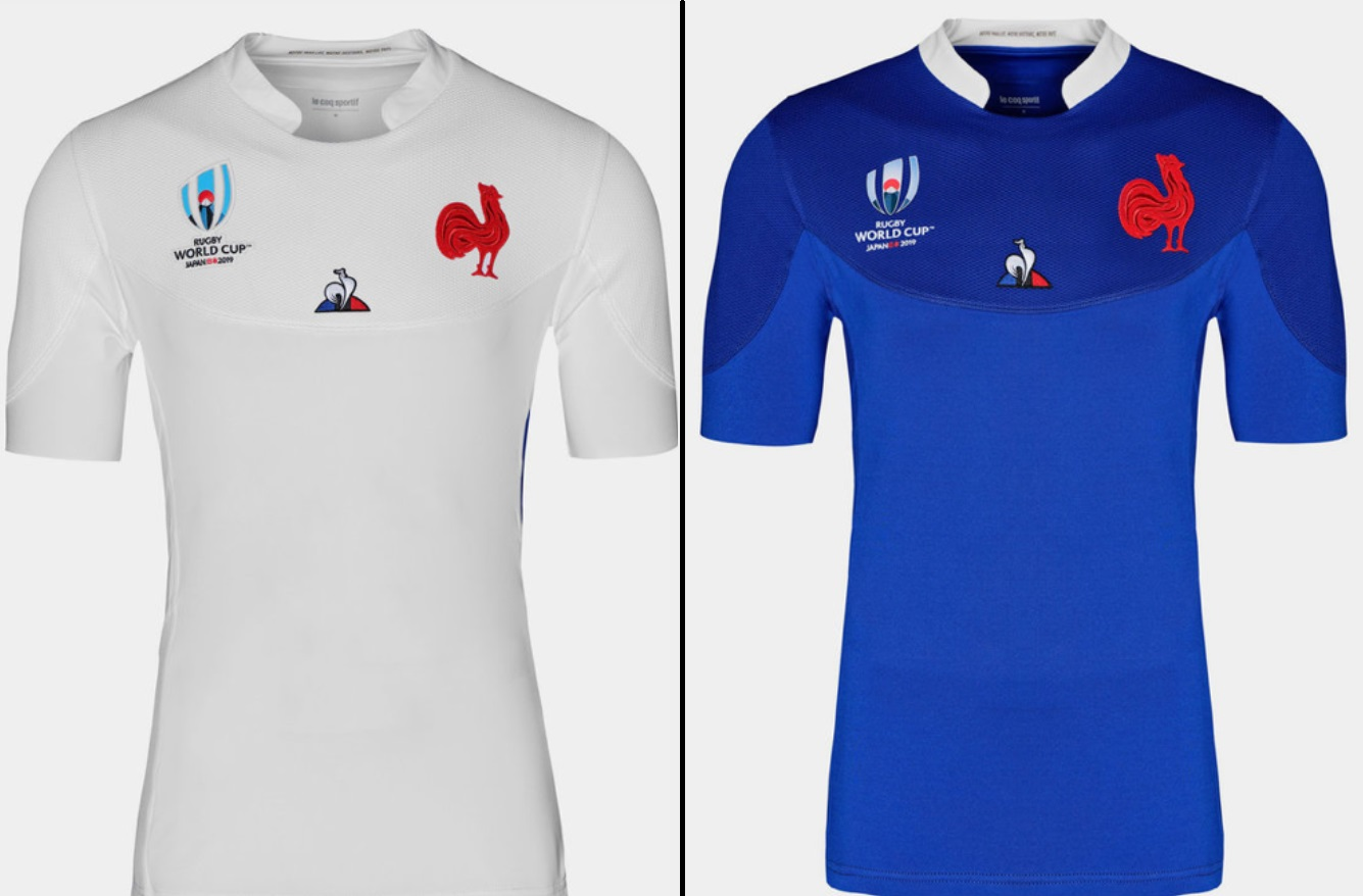 France home and away six nations kit 2020
