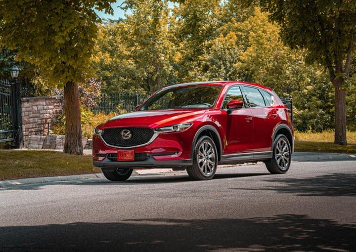 Mazda bất ngờ hé lộ dòng xe CX-50 mới