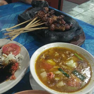 Kuliner khas Salatiga