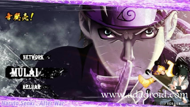 Download Naruto Senki After War Mod Apk by Djoker-21 Versi Terbaru 2020