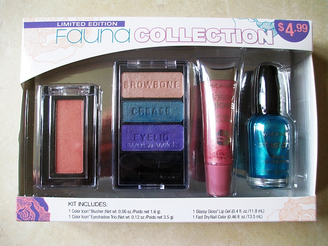 Wet n Wild Limited Edition Fauna Collection review!