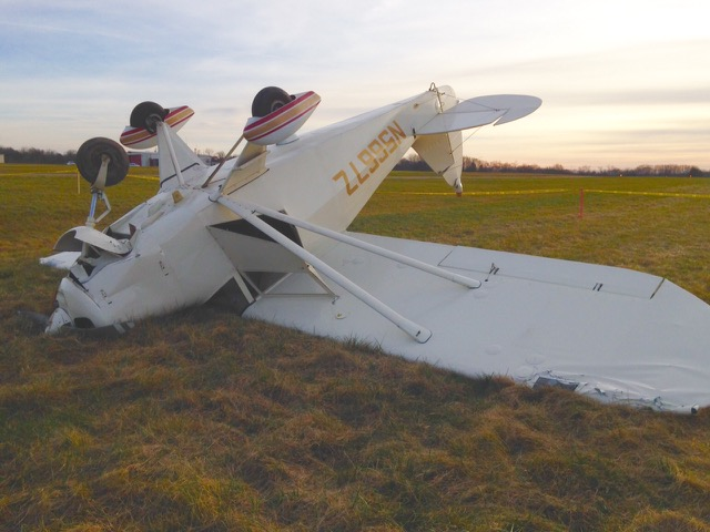 Kathryn's Report: Piper PA-22-108 Colt, N5667Z: Accident