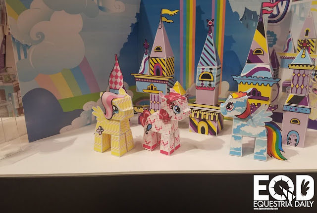 Paper Punk  - My Little Pony Toy Fair 2017