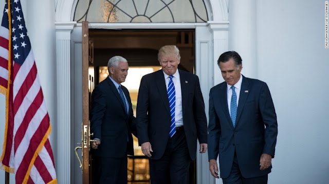 Trump 'irritated' by Conway attacks on Romney