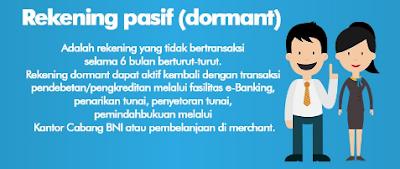 mengaktifkan rekening dormant bni, rekening dormant permata, ketentuan rekening dormant, cara mengaktifkan rekening dormant bni