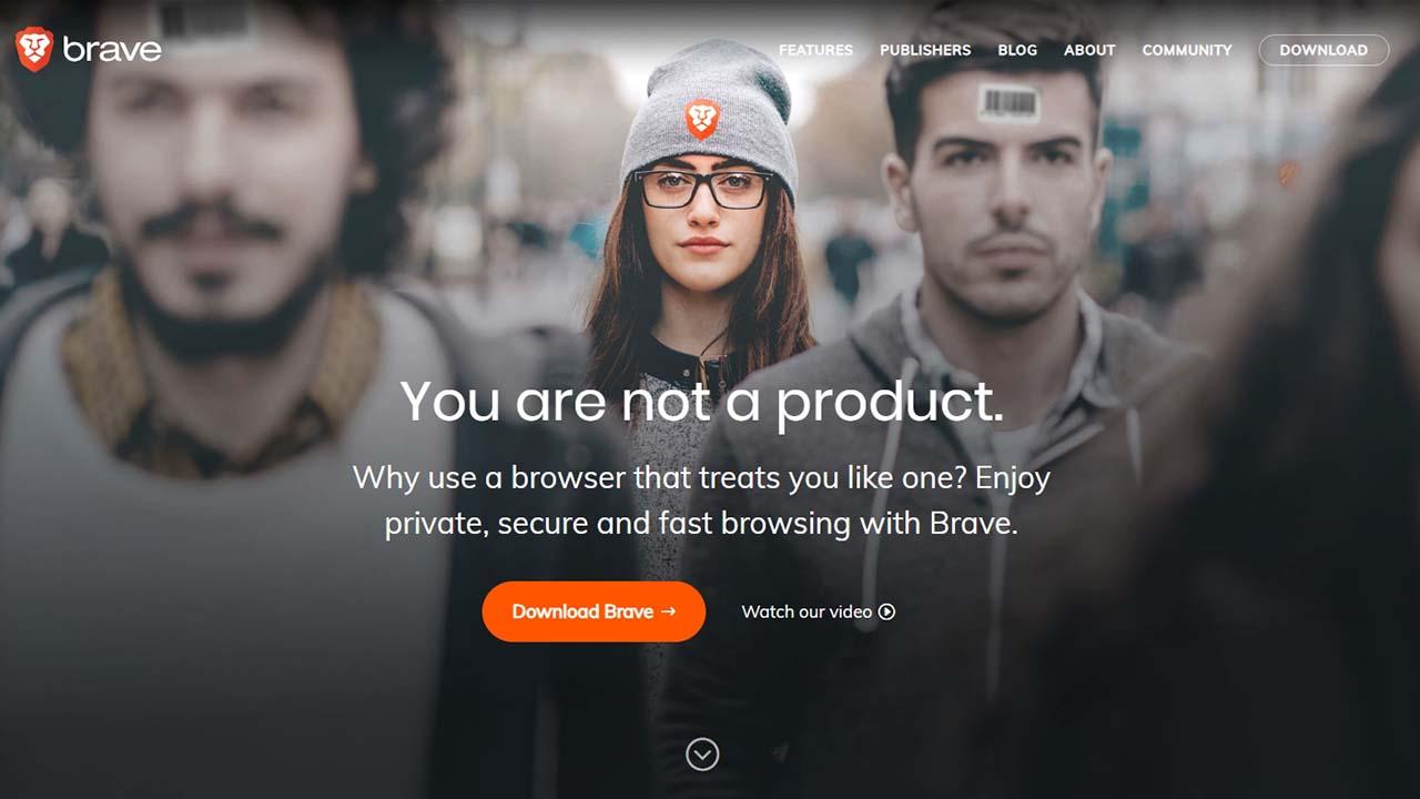 Browser Brave Dengan VPN Gratis TOR