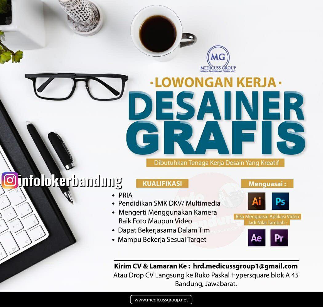 Lowongan Kerja Medicuss Group ( CV. Buana Mandiri ) Bandung November 2019