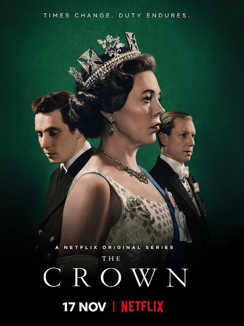 Séries para aprender História de diversos países - The Crown/Inglaterra