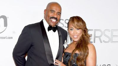 "Comedian Steve Harvey Speaks On The Power of ""Grace"""
