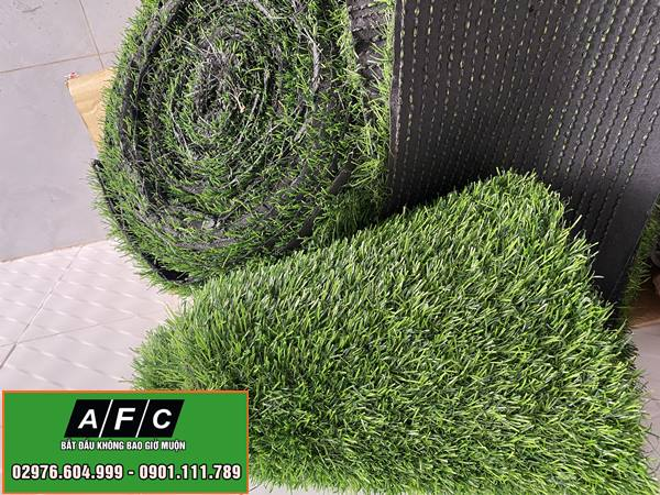 Thi công thảm cỏ nhân tạo giá rẻ tại Phú Quốc