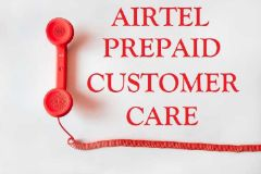 Airtel Prepaid Customer Care number