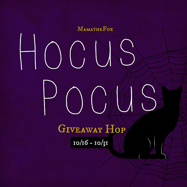 Win $20 PayPal Cash In The Hocus Pocus Giveaway Hop