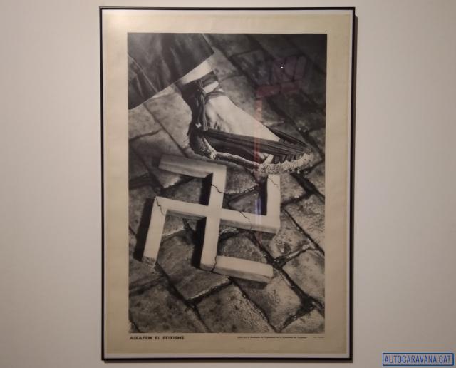 Fotografia de l'exposició