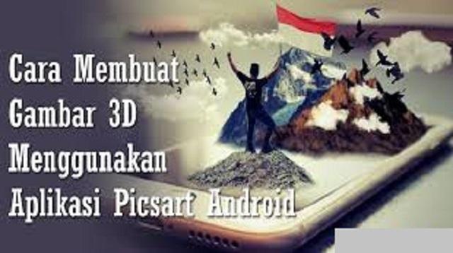 Cara Membuat Foto 3D