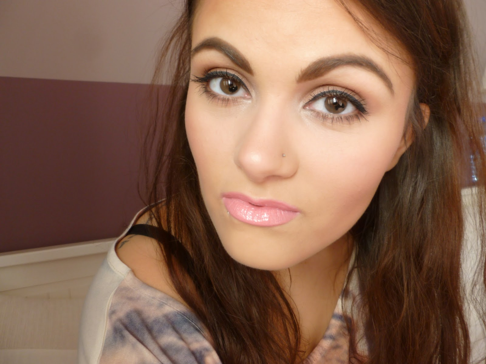Back To School Makeup Look Quick Easy Affordable