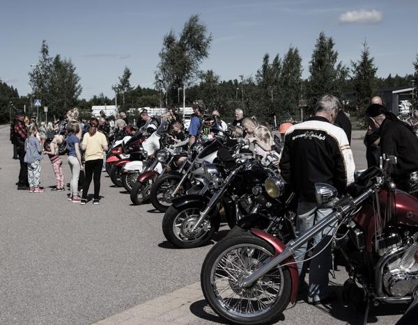 motoristi biker harley davidson